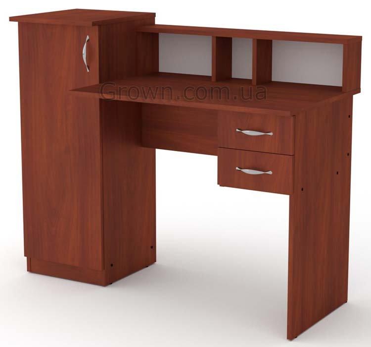 Стол компьютерный ПИ-ПИ-1 - Яблоня