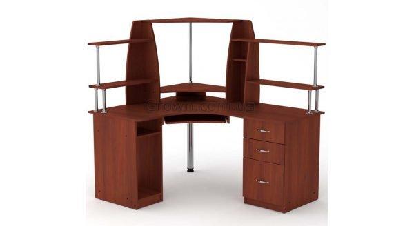 Стол компьютерный СУ-11 - Яблоня