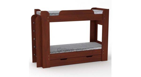 Кровать двухъярусная Твикс - Яблоня