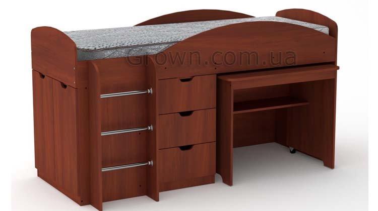 Кровать двухъярусная Универсал - Яблоня