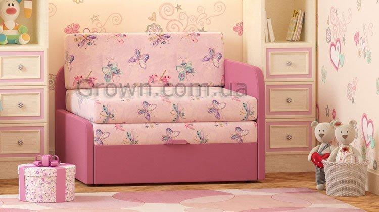 Детский диван Беби 2 - 1