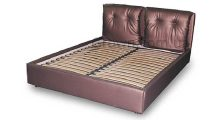 Кровать-подиум №16 - Кровати мягкие