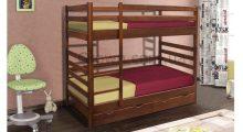 Кровать двухъярусная Засоня - Детская мебель