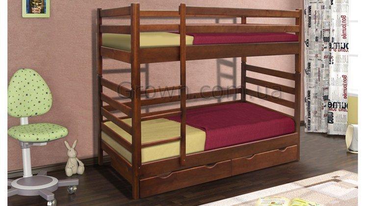Кровать двухъярусная Засоня - 1
