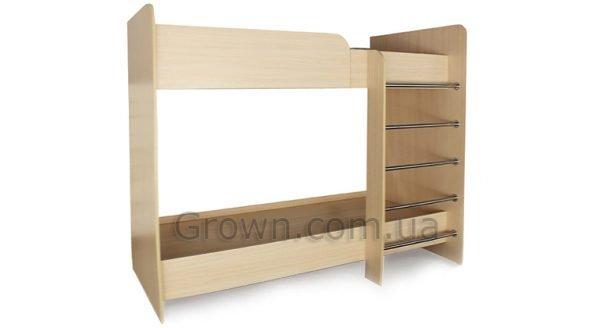 Кровать №6 двухъярусная - 1
