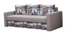 Диван Липки Дрим 4 + Амстердам Сепия - Мягкая мебель