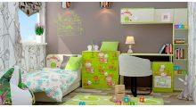 Детская Яблочко - Детские комнаты