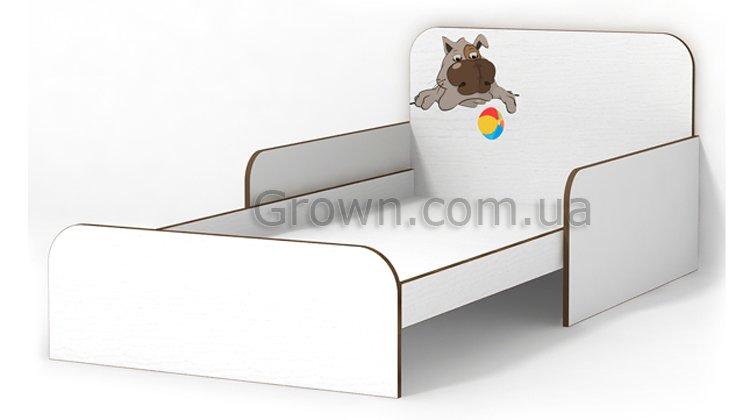 Кровать Джой с бортиками - 1