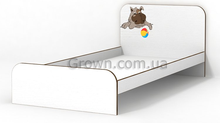 Кровать Джой без бортика - 1