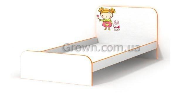 Кровать Мандаринка без бортика - 1