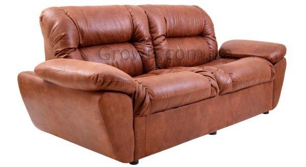 Офисный диван Визит с подлокотниками - 1