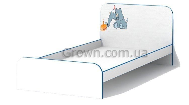 Кровать Слоник без бортика - 1