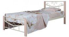 Кровать металлическая Миллениум Вуд Мини - Детская мебель