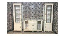 Комплект Ривьера с комодом 2Д3Ш - Мебель для гостиной