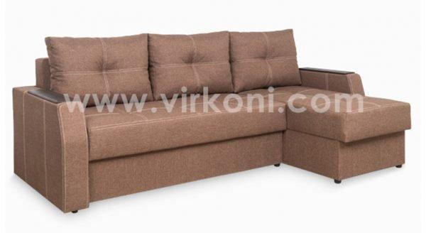 Угловой диван «Браво» Virkoni - 1