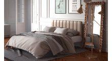 Кровать металлическая Фуксия - Кровати металлические