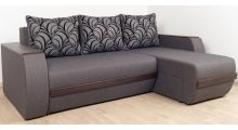 Угловой диван «Токио 2» Люкс 6 + Маура Грей - Лидеры продаж