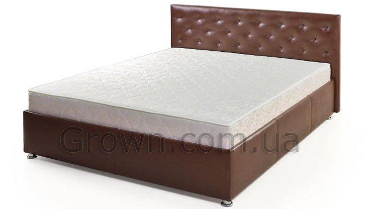Кровать Альфа 2 — К (каркас с ламелями) - 1